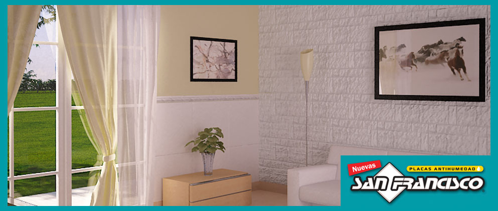 Bit64 soluciones digitales - Placas decorativas para pared interior ...